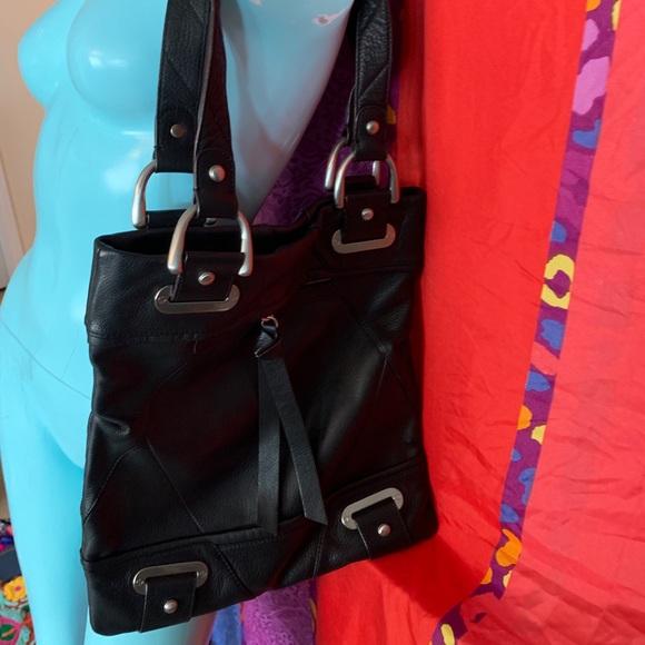 b. makowsky Handbags - Genuine leather Black large Tote Makowsky NWOT